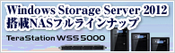 Windows Storage Server 2012 ���ƥ饹�ơ������WSS