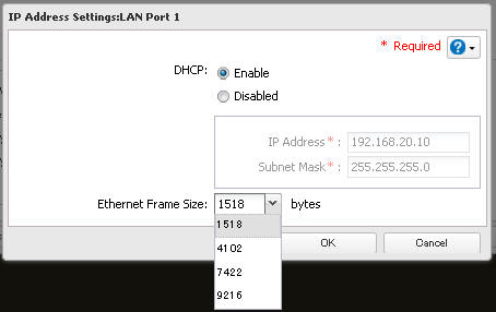 How to: Enable and Set Jumbo Frame (Ethernet frame) size for the ...
