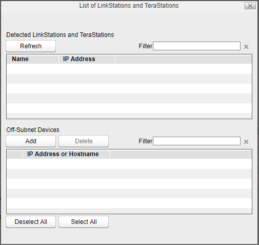 LinkStation 500 User Manual