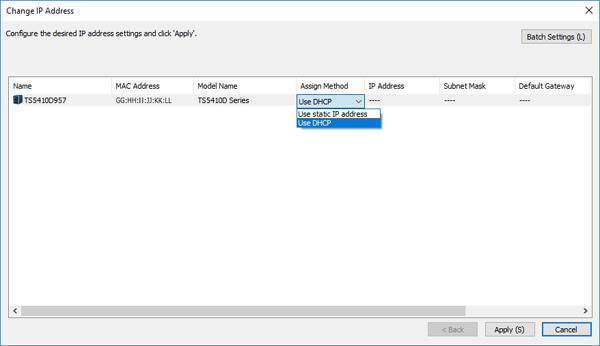 WLS-ADT/NAS User Manual